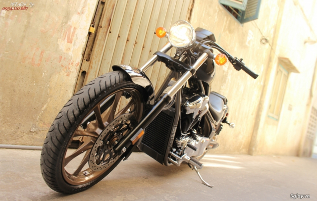 ___ Can Ban ___HONDA Fury 1300cc Chopper 2016___ - 4