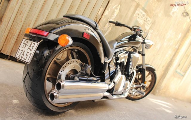 ___ Can Ban ___HONDA Fury 1300cc Chopper 2016___ - 8