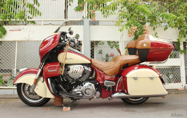 ___ Can Ban ___INDIAN Roadmaster Classic 1800cc ABS 2018 Keyless___ - 7