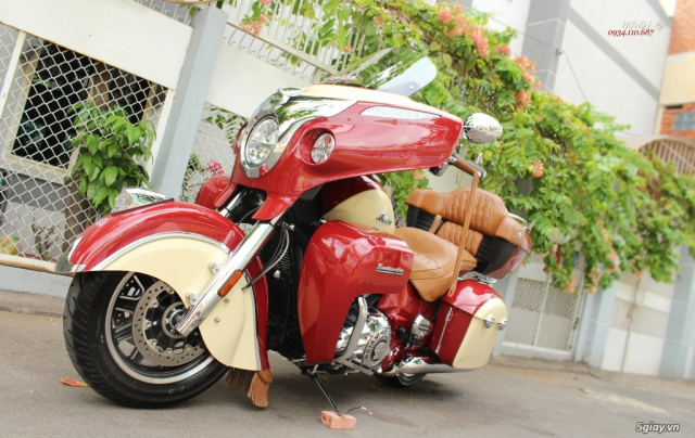 ___ Can Ban ___INDIAN Roadmaster Classic 1800cc ABS 2018 Keyless___ - 6