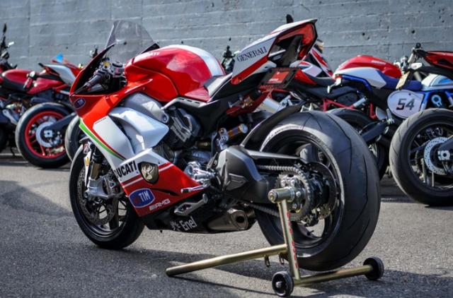 Ducati Panigale V4 Hayden Tribute phien ban dac biet tu dai ly voi gia hon 15 ty - 10
