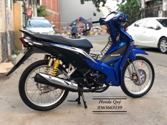Honda Wave 110i cuc chat giua long Sai Thanh - 2
