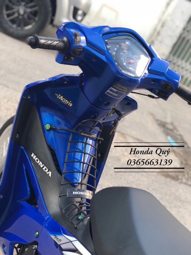 Honda Wave 110i cuc chat giua long Sai Thanh - 5