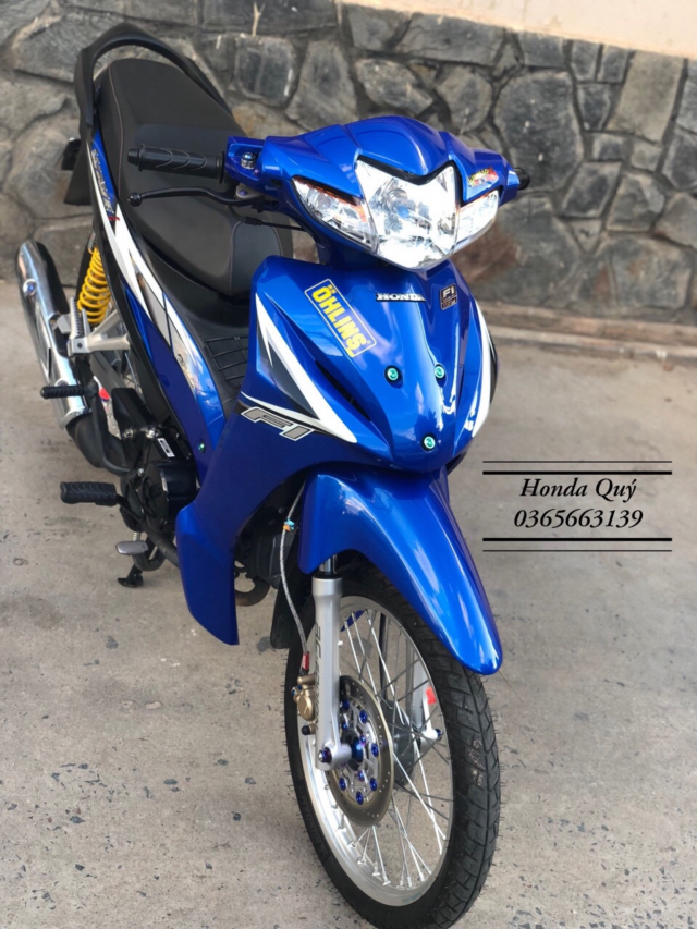 Honda Wave 110i cuc chat giua long Sai Thanh - 13