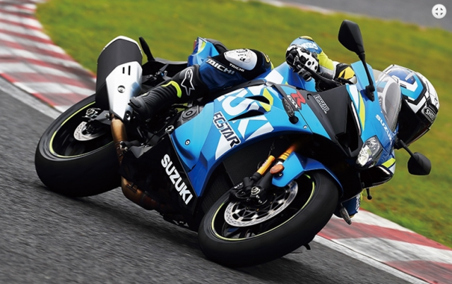 Suzuki tiet lo GSXR1000R 2019 GSXR1000 2019 duoc nang cap xung danh The king of Sport bike - 7