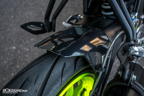 Yamaha MSlaz 150 do chat lu voi he thong phanh Brembo - 12