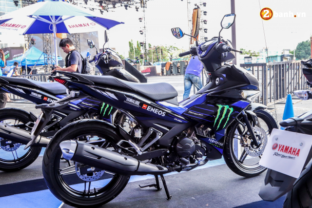 Can canh Exciter 150 2019 Monster Energy MotoGP - 7