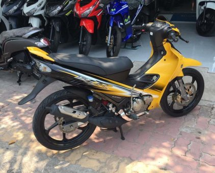 Can thanh ly dong xe yaz 125cc gia re
