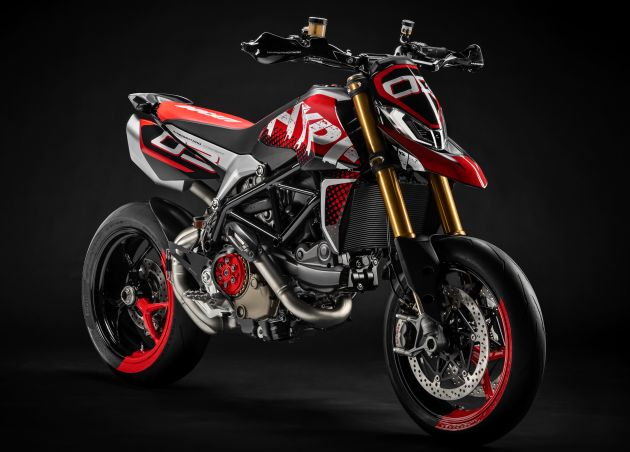 Ducati Hypermotard 950 Concept 2019 gianh giai nhat cuoc thi Concept Bikes