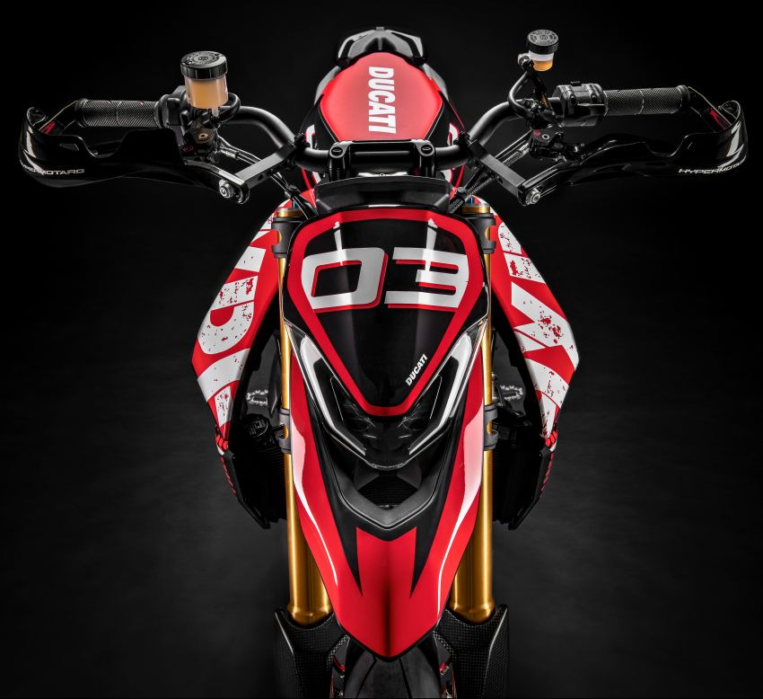 Ducati Hypermotard 950 Concept 2019 gianh giai nhat cuoc thi Concept Bikes - 4