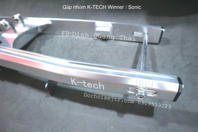 Gap nhom KTECH Exciter 150 Winner Sonic - 2