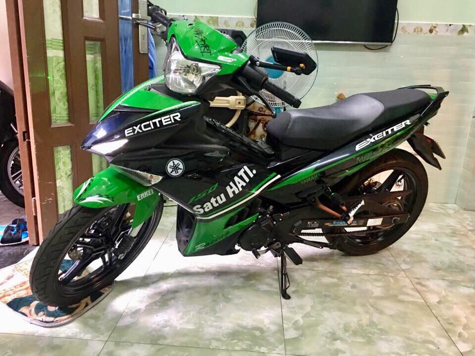 Can ban Exciter 150 Dk 82016
