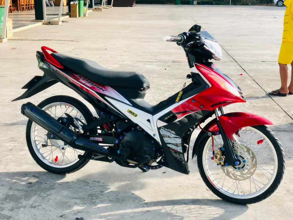 Exciter 135 do voi loat nang cap vo cung an tuong va chat luong - 3