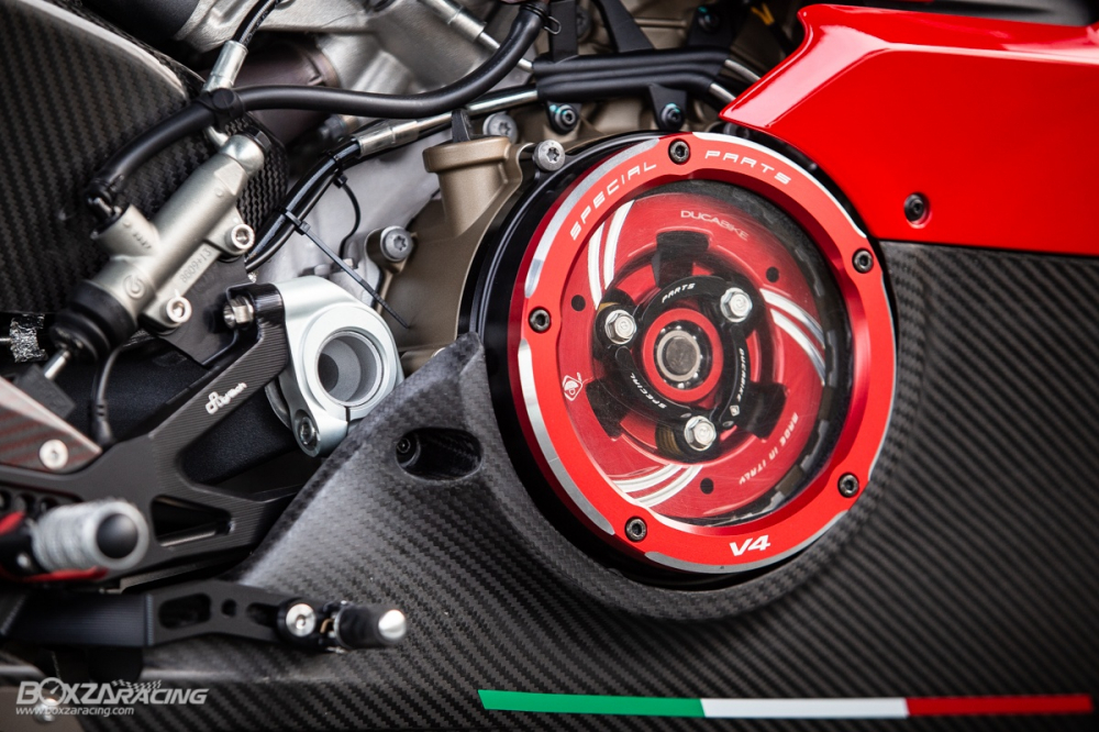 Ducati Panigale V4 S do Ban dung voi phong cach dao pho - 22
