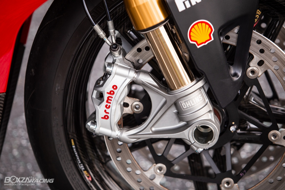 Ducati Panigale V4 S do Ban dung voi phong cach dao pho - 24