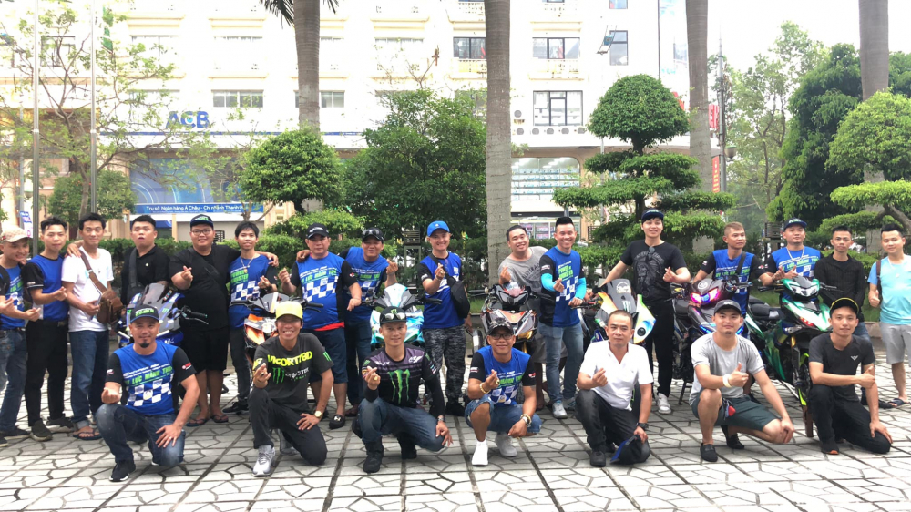 Lo dien chu nhan may man nhan duoc YZFR3 trong cuoc thi do xe Exciter Fest 2019 - 13
