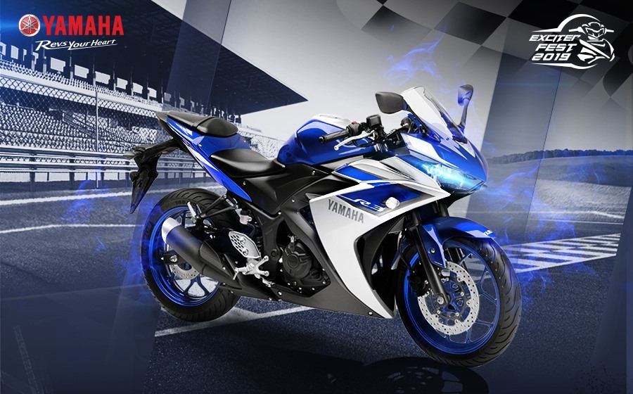 Lo dien chu nhan may man nhan duoc YZFR3 trong cuoc thi do xe Exciter Fest 2019