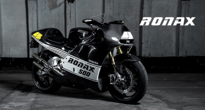 Ronax 500 Superbike V4 2 thi 500cc WoldGP Racing duoc rao ban voi gia 26 ty VND