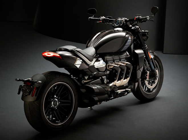 Video Can canh Super Cruiser Triumph Rocket 3 TFC voi so luong chi 750 chiec - 4