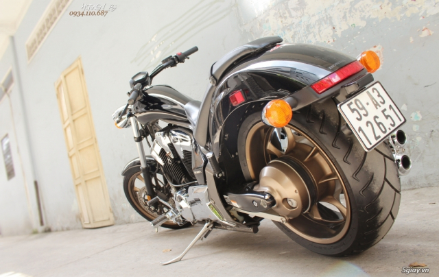___ Can Ban ___HONDA Fury 1300cc Chopper 2016___ - 2