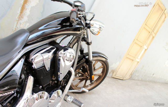 ___ Can Ban ___HONDA Fury 1300cc Chopper 2016___ - 6