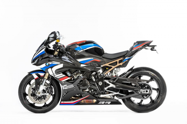 BMW S1000RR 2019 do HOT nhat nam voi xu the Full Carbon