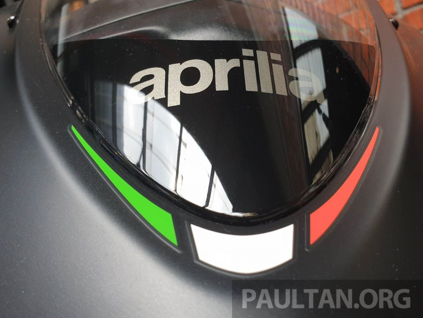 Can canh Aprilia RSV4 1100 Factory 2019 voi gia gan 1 ty VND - 9