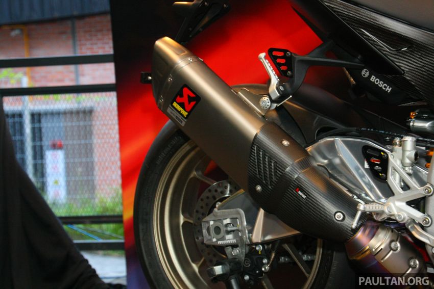 Can canh Aprilia RSV4 1100 Factory 2019 voi gia gan 1 ty VND - 21