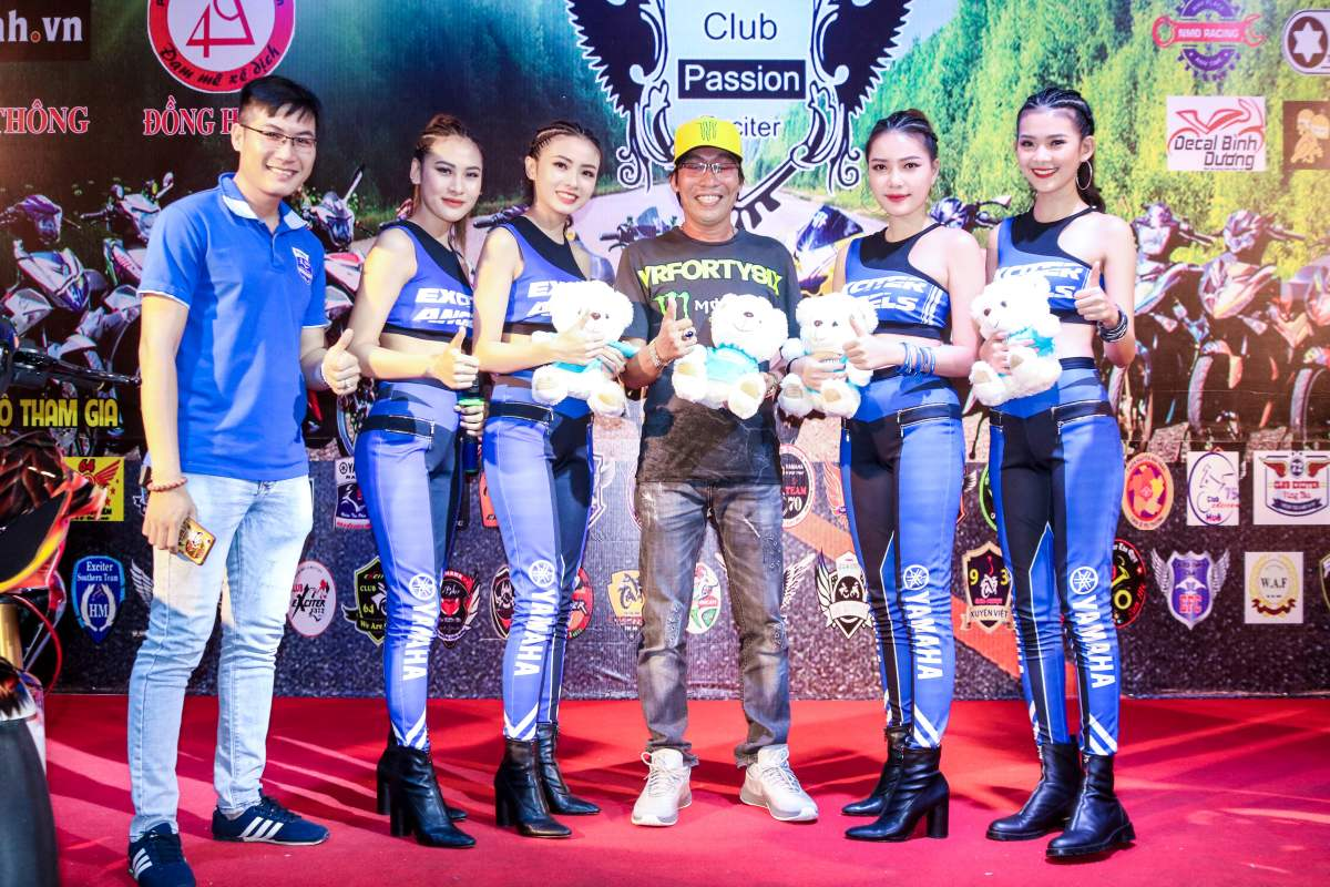 Club Exciter Passion 3 nam mot chang duong voi dong xe Yamaha Exciter - 33