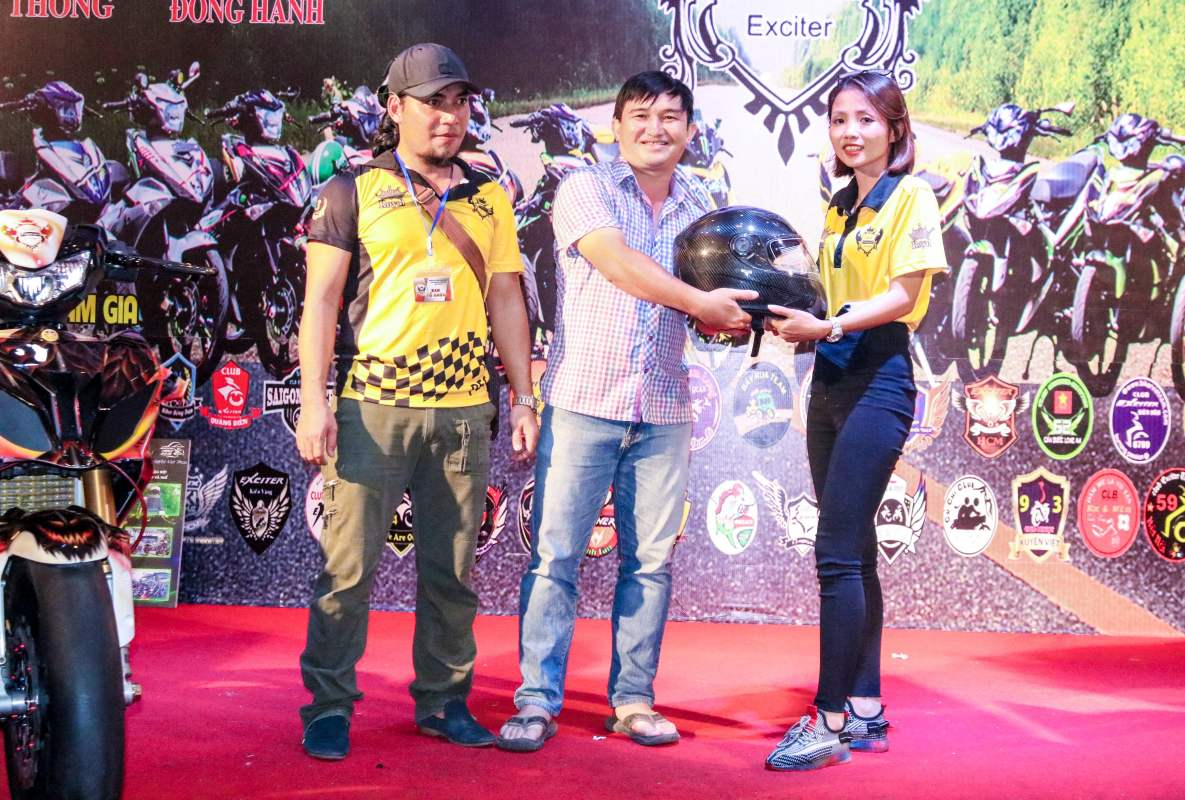 Club Exciter Passion 3 nam mot chang duong voi dong xe Yamaha Exciter - 41
