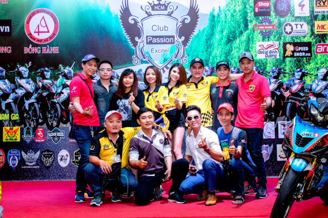 Club Exciter Passion 3 nam mot chang duong voi dong xe Yamaha Exciter - 8