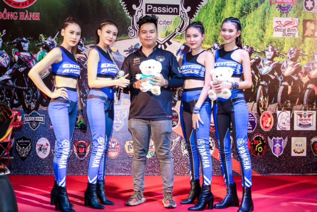 Club Exciter Passion 3 nam mot chang duong voi dong xe Yamaha Exciter - 30