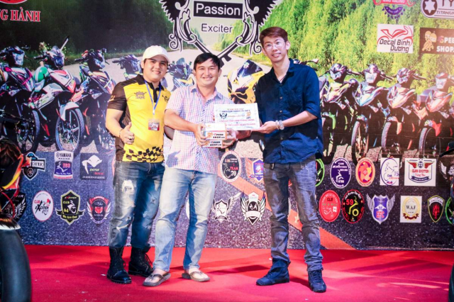 Club Exciter Passion 3 nam mot chang duong voi dong xe Yamaha Exciter - 32