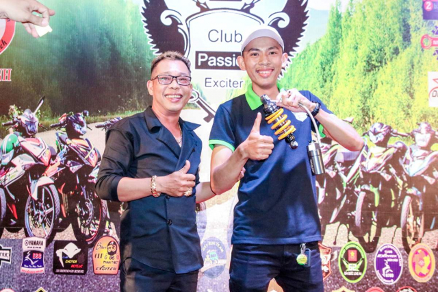 Club Exciter Passion 3 nam mot chang duong voi dong xe Yamaha Exciter - 36
