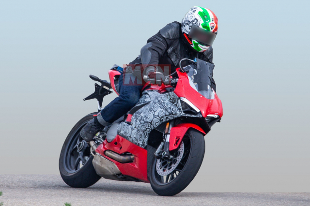 Ducati Panigale V2 SuperSport 2020 se la phien ban thay the Panigale 959 hien tai - 6