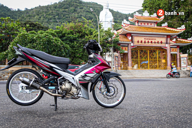 Exciter 2010 do chu bao hong so huu doi chan than toc cua biker Vung Tau - 3