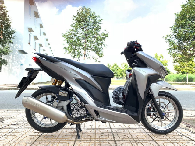 Vario 150 do het bai voi dan do choi day gia tri cua chang Biker Viet