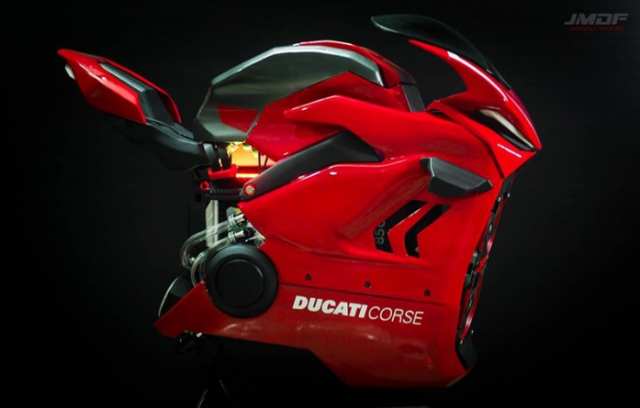 Ducati Panigale V4 R duoc mo phong song dong voi thiet ke vo CPU - 3