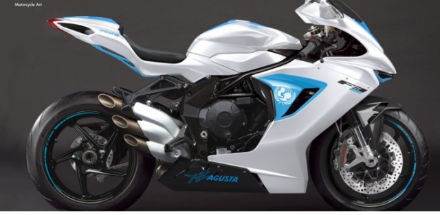 MV Agusta F3 800 UNICEF Edition duy nhat 1 chiec tren the gioi gia 25 ty dong - 3