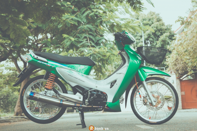 Wave 125i do phong cach Thailand voi option do choi hon 200 trieu dong - 14