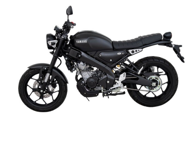 Yamaha XSR 155 2019 lo dien voi phong cach co dien co gia 68 trieu dong - 11