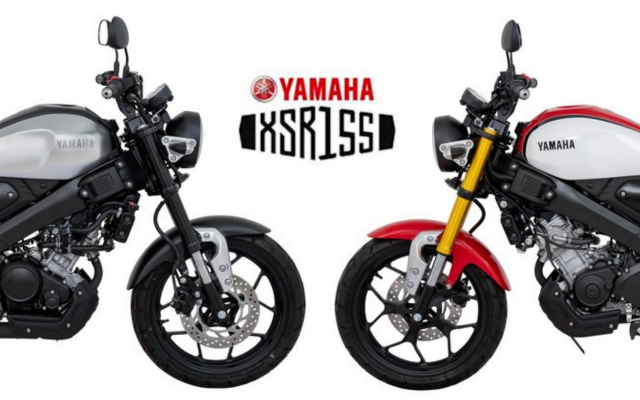 Yamaha XSR 155 2019 lo dien voi phong cach co dien co gia 68 trieu dong