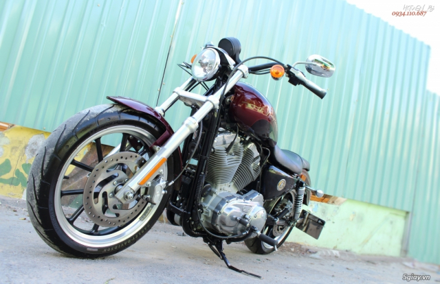 ___ Can Ban ___HARLEY DAVIDSON 883 Superlow 2014 Keyless___