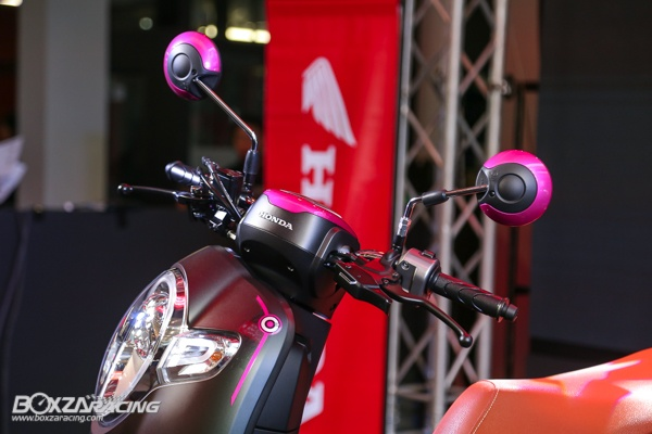 Honda Scoopy 2020 lo dien dam chat the thao voi gia ban tu 365 trieu dong - 9