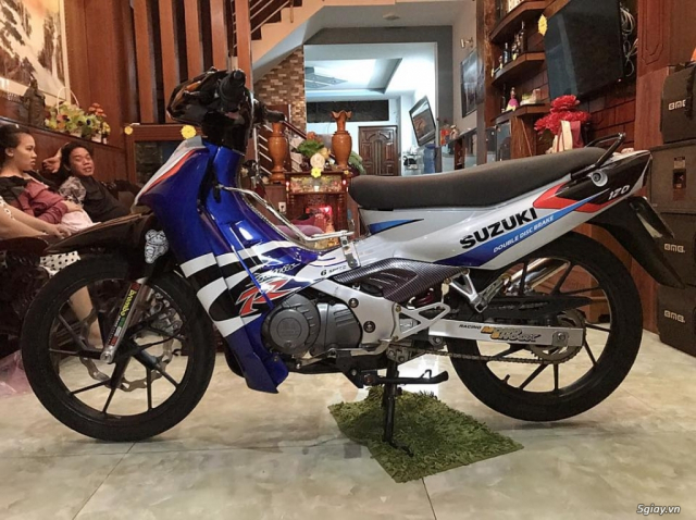 HOT Can ban Satria 1999 HQCN Xe Moi Don - 5