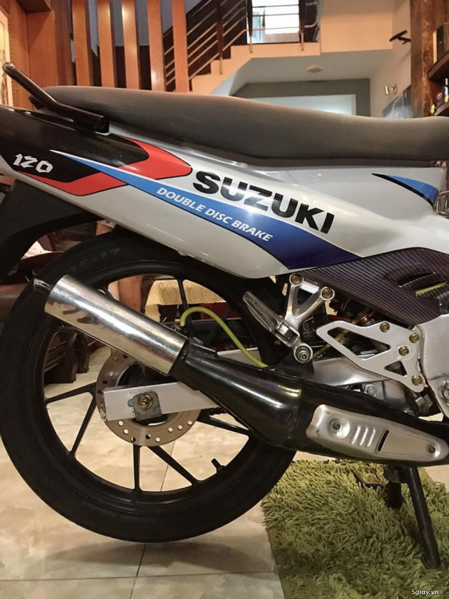 HOT Can ban Satria 1999 HQCN Xe Moi Don - 7