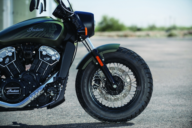 Indian tiet lo Scout Bobber Twenty va Scout 100th Anniversary moi voi ngoai hinh hoan hao - 6