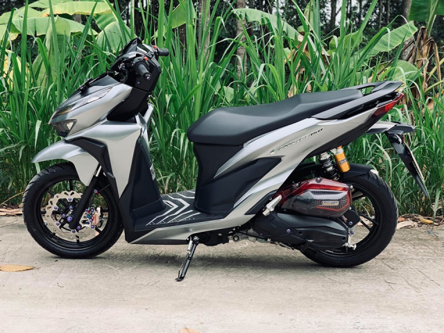 Vario 150 lot xac voi ban do Full Option cuc chat - 8