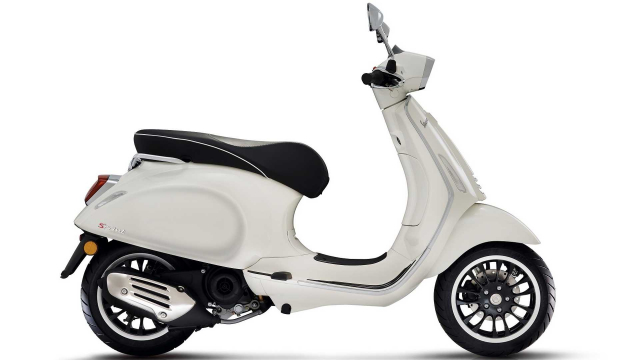 Vespa Primavera Sprint 50cc Limited Speed 2020 ra mat co gia gan 100 trieu dong - 4