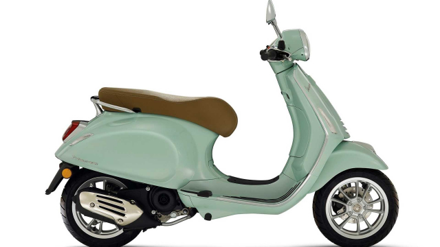Vespa Primavera Sprint 50cc Limited Speed 2020 ra mat co gia gan 100 trieu dong - 3